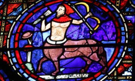Les saints du calendrier et le symbolisme zodiacal