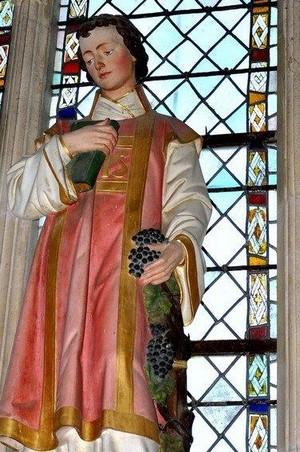 Saint Vincent - patron vignerons