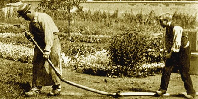 Louis Lumière - L'arroseur arrosé