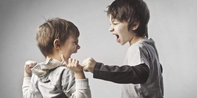 Chamaillerie enfants
