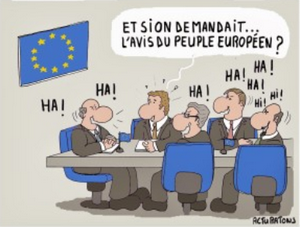 Si on demandait l'avis du peuple européen