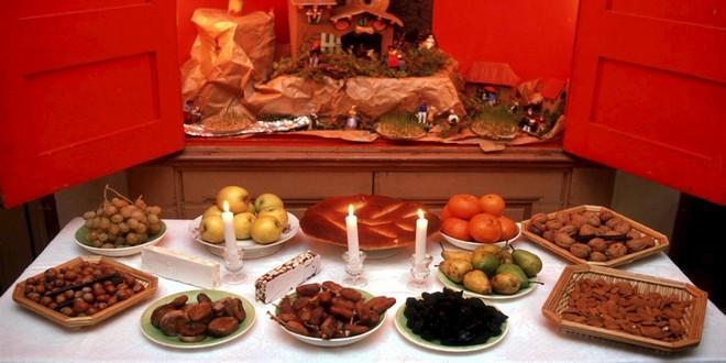 Noël provençal Treize desserts