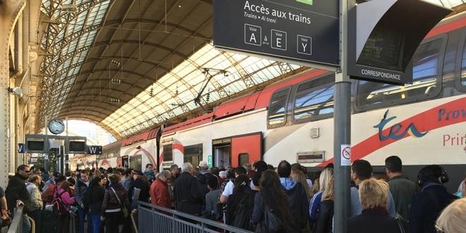TER Gare de Nice