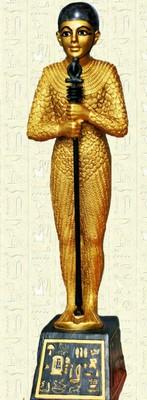 Dieu Ptah Égypte