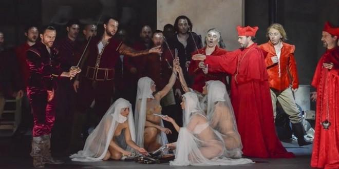 Huguenots Meyerbeer opéra Nice