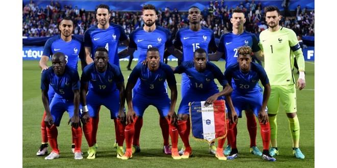 Euro 2016 équipe France