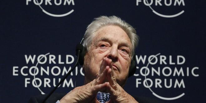 George Soros World Economic Forum