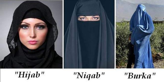 Hijab Niqab Burka