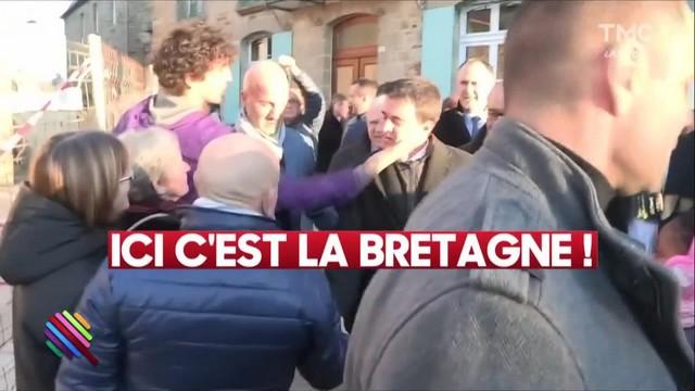 Manuel Valls gifle Bretagne