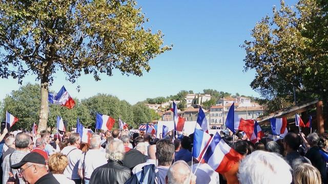 La résistance s'organise à Pierrefeu-du-Var