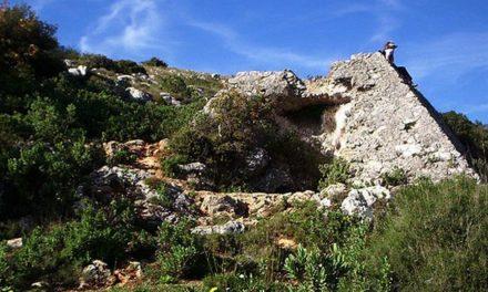 Des pyramides dans les Alpes Maritimes?