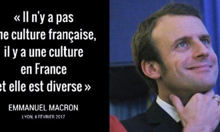 Lugan corrige Macron