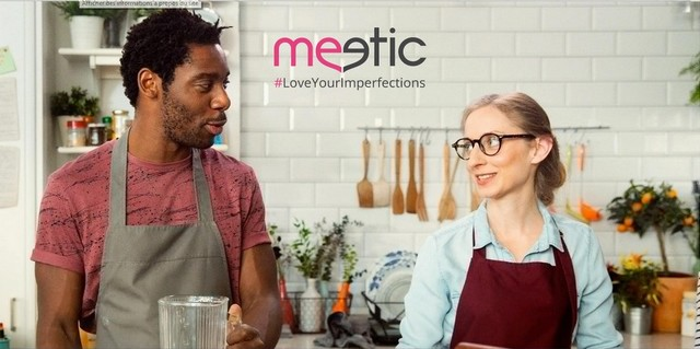 Meetic métissage