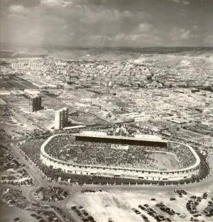 Oran stade Algérie française