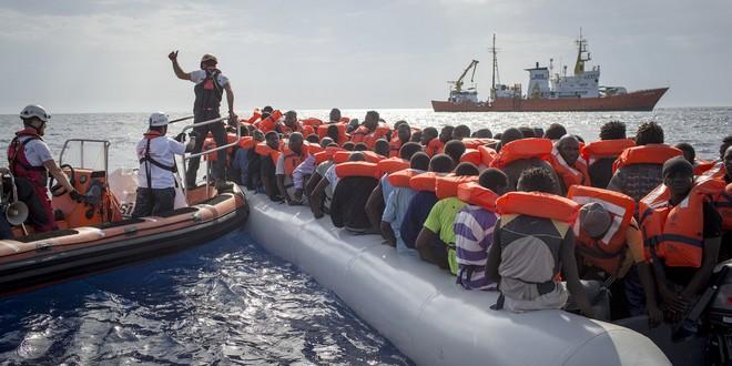 SOS Méditerranée sauvetage immigrants clandestins