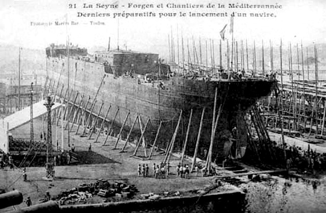 Chantiers navals La Seyne-sur-Mer