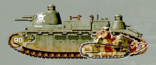Chars FCM-2C F17
