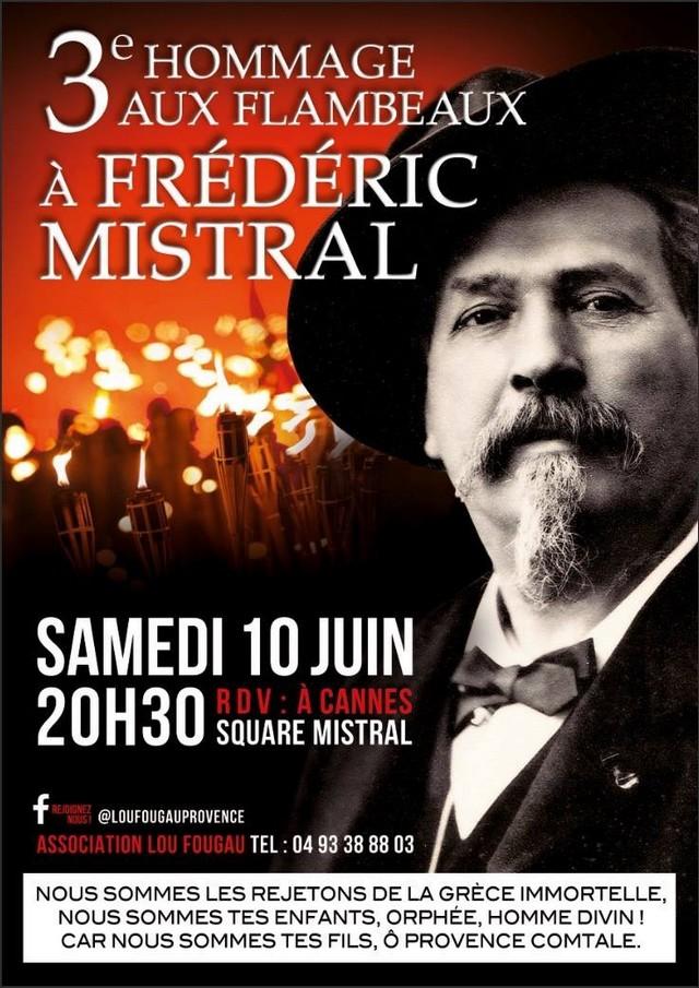 Marche Frédéric Mistral Cannes 2017