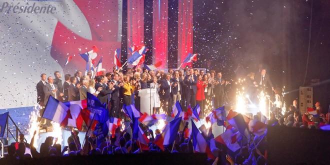 Marine Le Pen Nice 27 avril 2017
