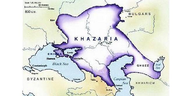 Khazaria carte