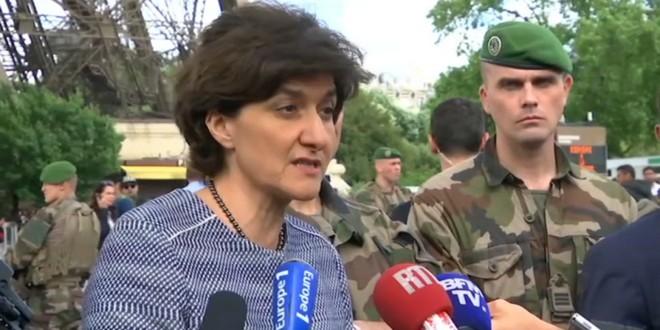 Sylvie Goulard Ministre Armées