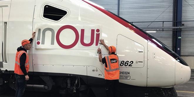TGV inOui SNCF