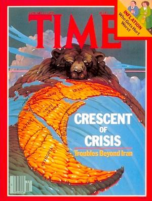 Time Crescent crisis janvier 1979