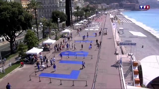 14 juillet 2017 Nice Promenade Anglais