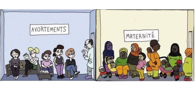 Avortement Maternité Immigration