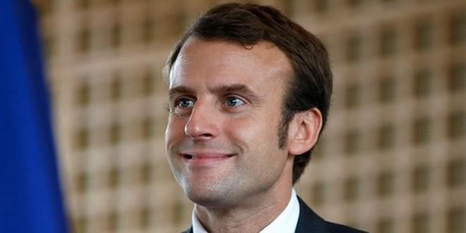 Emmanuel Macron fat
