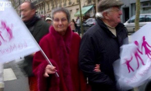 Simone Veil Manif pour Tous
