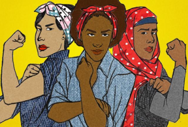 Féministes femmes insoumises