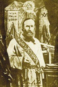 Giuseppe Garibaldi Franc-maçon