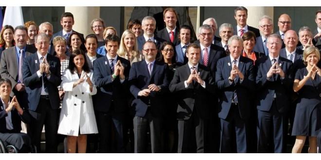 Gouvernement Macron franc-maçons