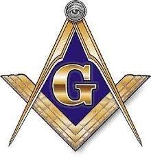 Maçonnerie équerre compas G
