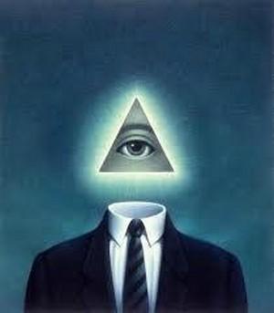Magritte triangle maçonnique