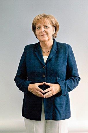 Angela Merkel franc-maçonne