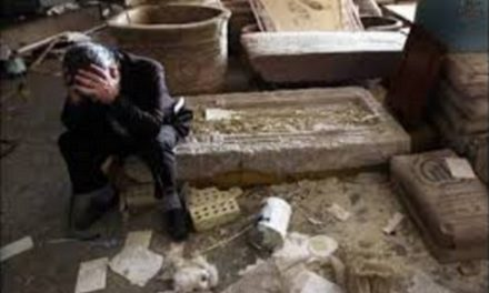 Le pillage du musée de Bagdad était américain