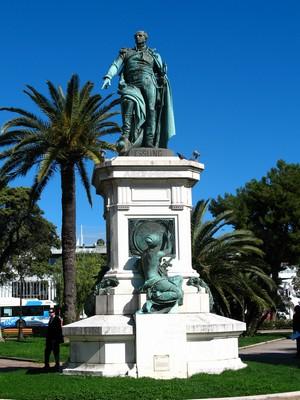 Statue Massena Nice