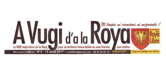 A Vugi d'a la Roya