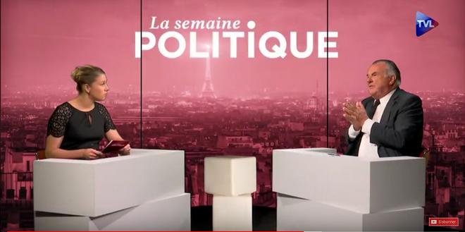 Alain Marsaud TV Libertés terrorisme police pensée