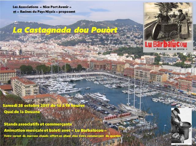 La Castagnada dou Pouòrt 2017