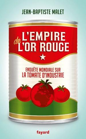 Empire or rouge Jean-Baptiste Mallet
