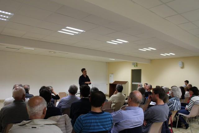 Jean-Baptiste Mallet conférence Vence 5 octobre 2017