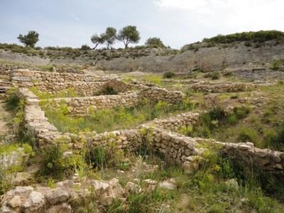 Site archéologique Roquepertuse