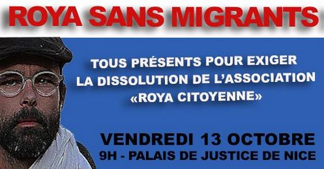 Roya sans migrants