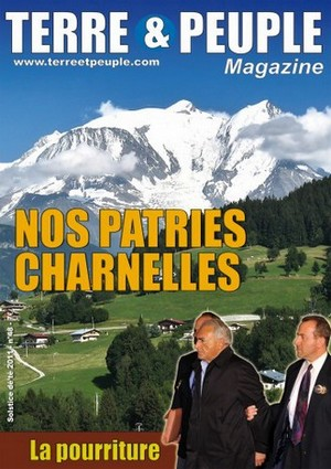 Terre & Peuple Patries Charnelles