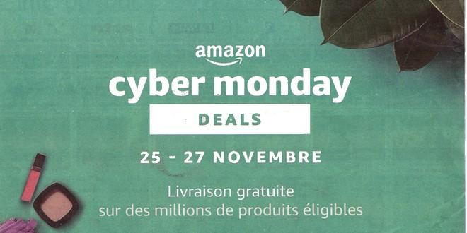 Nice-Matin 27 novembre 2017 CyberMonday Amazon