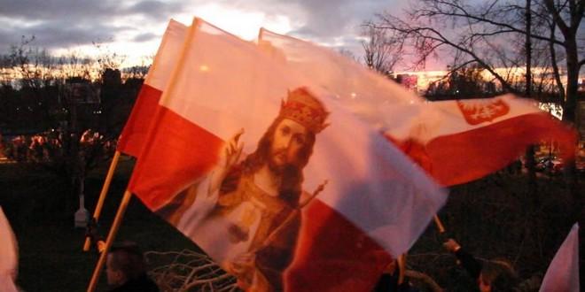 Pologne Varsovie manifestation 11 novembre 2017