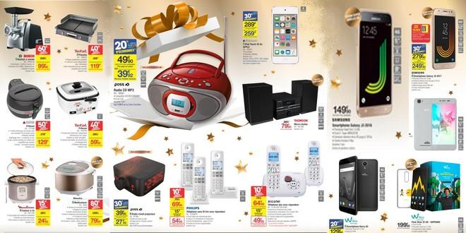 Catalogue cadeaux Noël 2017